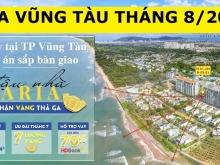 Aria Vũng Tàu Tặng 5 Lượng&Chiết Khấu 6% Căn Góc 3PN-160m2, View Biển, Giá 5.6tỷ