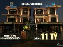 Biệt thự ven sông Đà Nẵng - Hội An - Regal Victoria - Đất Xanh Miền Trung