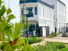 Chính chủ sang nhượng nhà phố 75m2 giá cực rẻ tại Cần Giuộc, sổ hồng riêng