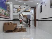 Nhà 2 tầng cực đẹp,full nội thất Quang Trung,P.12,GV: 56m2 giá 4.48 tỷ,TL mạnh.