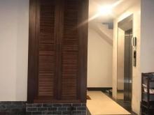 Nhà Tô Ngọc Vân, Quản An, 7 tầng thang máy, cho thuê dòng tiền 115tr/tháng: