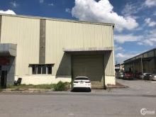 Chuyển nhượng nhà máy trong KCN Đại Đồng, DT đất 3575m2 đã có sẵn nhà xưởng đẹp