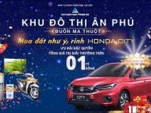Dự án đất thổ cư 100% Khu Đô Thị Ân Phú - BMT