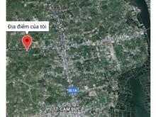 Bán đất mặt tiền đường Phan Đình Phùng quy hoạch 30m - Cam Lâm. LH: 0962670950