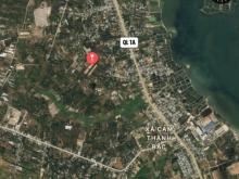 Bán nhanh lô đất quy hoạch 2 mặt tiền Cam Thành Bắc, Cam Lâm, Khánh Hòa