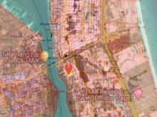 Bán đất 100% thổ cư, ngay trung tâm Xã Cam Hải Đông, view đầm Thủy Triều, Cam Lâ