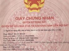 Bán Đất Xd mặt tiền đường chính Trịnh Hoài Đức giá rẻ