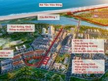Ra mắt khu đô thị mới ven biển nam Đà Nẵng - Chiết khấu cực khủng