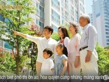 185Tr, Sở hữu ngay 1 căn chung cư đầy đủ tiện ích hổ trợ vay lên đến 75%