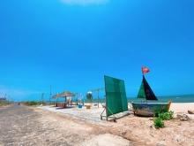 03 lô ngoại giao cuối, chiết khấu 500tr, sổ đỏ lâu dài, view biển tại Bình Thuận