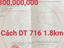 Bán 1 hecta đất hoà thắng gần kdl bàu trắng chỉ 1,3 tỷ ck 10% Lh 0938677909