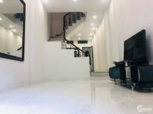 CỰC GẤPBán nhà đẹp Trương Định- 46m2x4 tầng - Giá 4,2 Tỷ- 5m ra oto- LONG