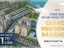 Thông tin nội thất căn hộ thương mại 950 triệu căn The Ori Garden Đà Nẵng