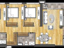 Chính chủ bán căn hộ 2602 ( 108m2) tòa 6Th Element – viw Hồ Tây siêu vip.