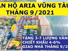 Aria Vũng Tàu Chiết Khấu 528 Triệu Căn 2PN-116m2, Tầng Cao, View Biển 4.5 tỷ