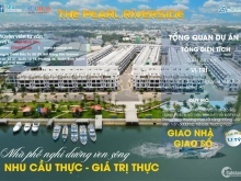 The Pearl Riverside - Nhà phố liền kề bên sông tại TT Bến Lức chỉ 1.46 tỷ