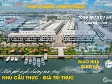 The Pearl Riverside - 1.35 tỷ SH nhà phố liền kề bên sông khu compound