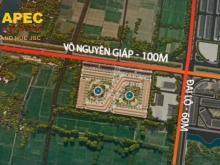 Căn góc view khu dịch vụ công cộng 18.000m2 khu D Royal Park Huế