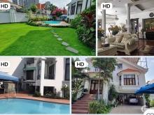 Bán Villa phường Thảo Điền TP.Thủ Đức . Diện tích 736m2 giá 125 tỷ