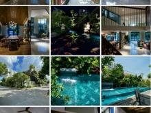 Bán Villa khu compound Thảo Điền . Siêu phẩm diện tích 703m2 giá 130 tỷ
