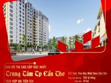 Chính thức ra mắt Khu đô thị Sinh Thái Nam Cần Thơ