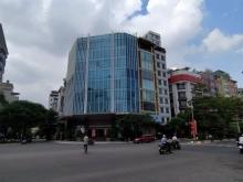 Bán tòa nhà móng 9 tầng 3 mặt thoáng diện tích gần 200m2 khu Duy Tân