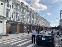 Nhà phố mặt tiền đường Nguyến Thị Khắp, Dĩ An, Bình Dương mới xây