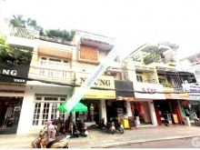 Bán Nhà bán nhà 37 - 39 - 41 Nguyễn Hữu Cầu, P Tân Định, Quận 1, 215m2, 95 tỷ -