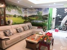 (Gò Vấp)bán nhà mặt tiền nở hậu,ngã tư Lê  Đức Thọ - Nguyễn Oanh,90m2,5lầu,12.8t