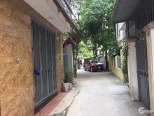 32m2, ngõ ô tô thông 3,5m, MT 3,8m, 5 tầng, trong bán đảo Linh Đàm Hoàng Liệt Ho