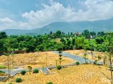 Đất nền Bãi Dài Hòa Lạc cạnh Xanh Villas sổ đỏ từng lô chỉ từ 1.3 tỷ