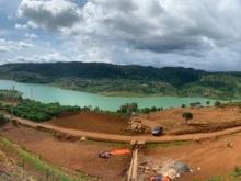 5 sào đất view cao tốc, Hồ Ngọc hiện trạng CLN hỗ trợ lên thổ cư