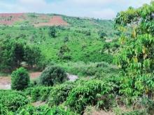 Đất vườn nghỉ dưỡng tiếp giáp suối, view hồ Ngọc, Bảo Lộc