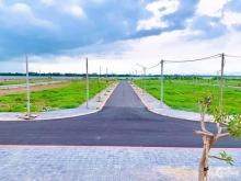 Nán lô đất sổ sẳn tại khu Vạn Phát sông hậu 745 triệu bao thuế phí