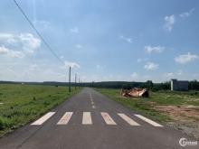 Đất Nằm ngay mặt tiền đường liên xã Tân Quan Chỉ 300Tr/600 m2 Thổ Cư SHR