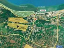 Đất  nền ven biển KDC TM Phước Hội - Hồ Tràm, vị trí vàng, pháp lý an toàn
