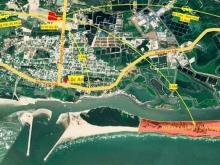 Đất nền ven biển. Cách biển Vũng Tàu 2km. Tiện ích: KDL nghỉ dưỡng, chợ hiện hữu