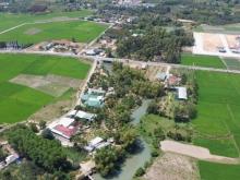 579 triệu sở hữu Thổ 2 Mặt tiền giáp 2 Mặt sông gần Cao Tốc Bắc Nam ?