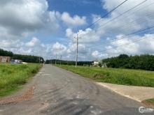 Bán Đất đường nhánh QL13 đi vào 300m Hớn Quản, Bình Phước chỉ hơn 300tr/600m2