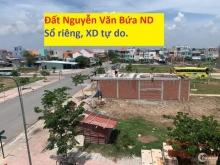 Đất LK Hóc Môn. Cách Ngã 4 Hóc Môn, trường THCS Nguyễn Hồng Đào 2km.