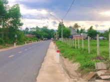 Đất đầu tư phân lô mặt tiền Tỉnh Lộ 2 - Sông Cầu - Khánh Vĩnh