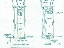 Bán Đất 10 -12 -14 -16 NAM QUỐC CANG, P Phạm Ngũ Lão, Q 1, 780 m2, 520 tỷ