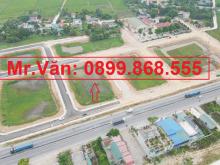 Bán nhanh đất mặt đường  QL1A (5x25m = 125m2) MBQH Quảng Ninh siêu đẹp, rẻ.