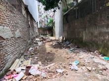 cần bán lô đất: Rẻ, đẹp đường Hồ Tùng Mậu Từ Liêm Hà Nội 89m