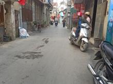 Bán Đất Tây Mỗ có nhà Cấp4-50M-ngõ taxi thông thoáng-an ninh tốt-dân tr