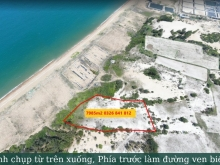 Bán đất Bình Thuận, Đất riêng, Sổ đỏ sẵn sang tên ngay diện tích 7985m2