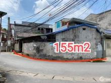 Bán lô đất 155m2 có 2 mặt tiền CỰC ĐẸP đường Minh Cầu,phường Phan Đình Phùng,tp