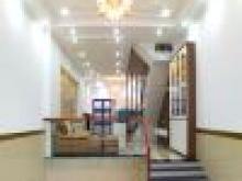 Nhà Mới Hẻm Xe Hơi Huỳnh Tấn Phát, 3 Lầu 4 P.Ngủ, Dt Tổng 280m2, Nhà Bè
