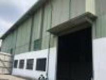 Cho thuê kho xưởng An Tây Bến Cát Dt 1000-2000m 65 Triệu/ tháng 1000m2