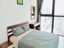 Cho thuê căn hộ cao cấp Hiyori Võ Văn Kiệt 2 phòng ngủ giá 11tr rẻ nhất hiện tại